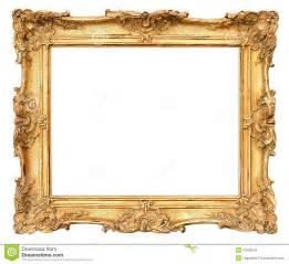 photo album scrapbook alter goldener rahmen weinlesehintergrund stockfotografie