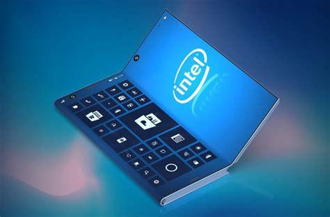 intel  working   foldable smartphone   dreams