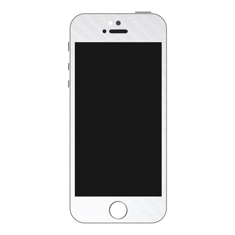 iphone 5s white iphone 5s white carbon fiber wrap gadgetwraps