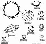 Coloring Planets Planet sketch template
