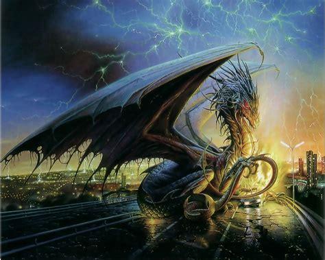 imagenes de dragones fantasticos