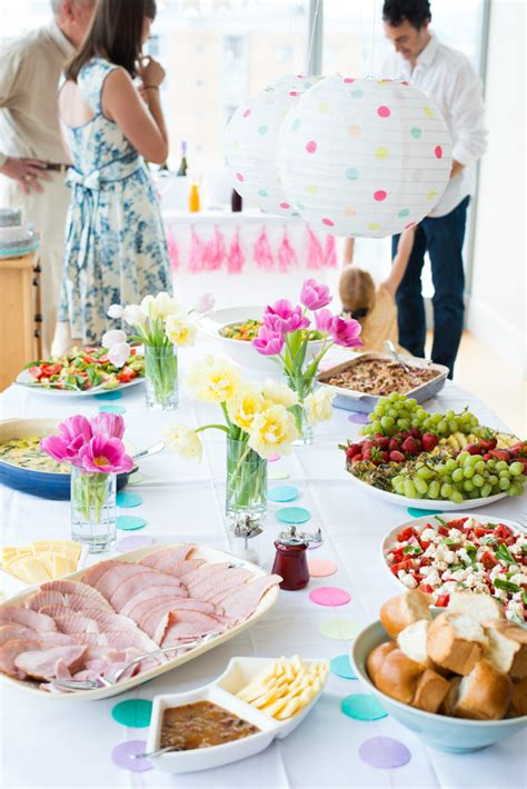 Food Ideas For A Baby Shower Brunch - real food baby shower brunch real food whole
