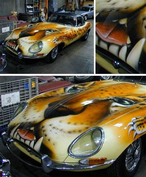 20 Interesting And Unusual Car Paint Jobs