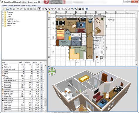 logiciel plan cuisine 3d gratuit télécharger home 3d gratuit
