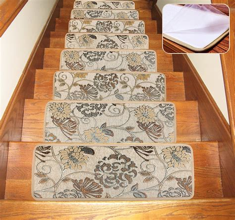 stair tread rugs 20 collection of rubber backed stair tread rugs