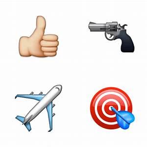 100 Photos Emoji 2 17 réponse de niveau: TOP GUN