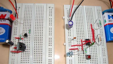 Transmitter Receiver Circuit Diagram