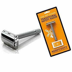 Van Der Hagen Traditional Safety Razor Review  Daily Use