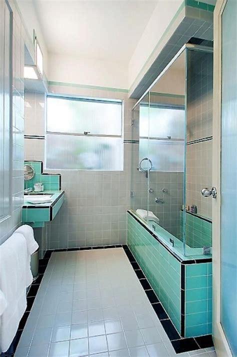 art deco green bathroom tiles ideas  pictures