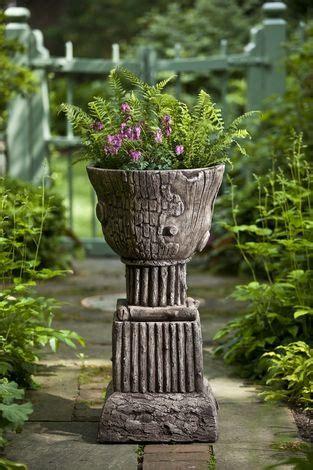 images  faux bois  pinterest gardens