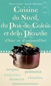 livre cuisine du nord du pas de calais et de la picardie With cuisine nord pas de calais