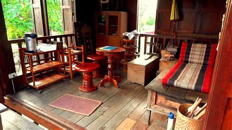 chambre thailandaise la maison typique thaïlandaise retraite en thaïlande