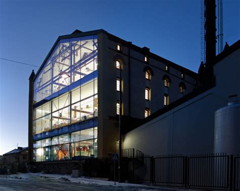 joliark restores abandoned stockholm brewery  octapharma