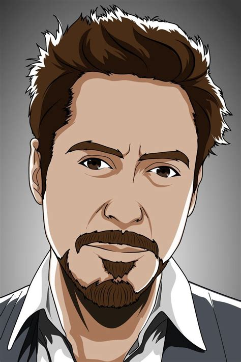 Vector Portrait cartoon vector portrait. check out my gigs ...