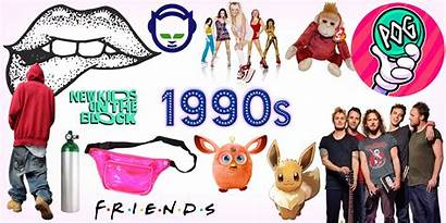 Fads 90s 1990s Cool Were Popular Aren