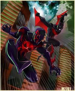 Batman Beyond and Spiderman 2099 vs Midnighter - Battles ...