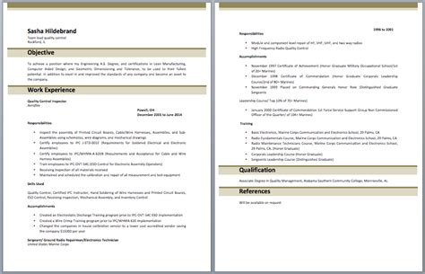 Quality Assurance Inspector Resume Template by Sle Resume For Software Quality Assurance Engineer