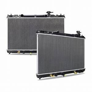 Toyota Camry 2 4l Manual Transmission Replacement Radiator