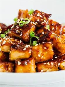 Pan-Fried Sesame Garlic Tofu - Tips for Extra Crispy Pan ...  Fried