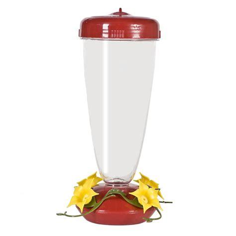 hummingbird feeder parts pet pet 24 oz top fill plastic hummingbird
