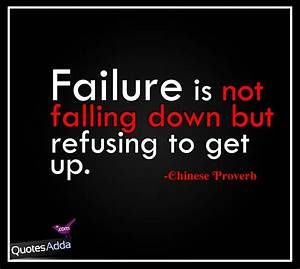 Sad Quotes About Failure. QuotesGram