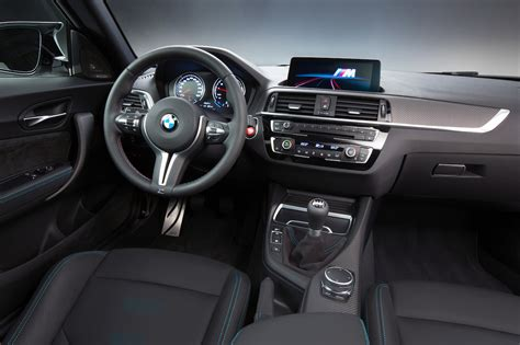 bmw  competition interior dashboard