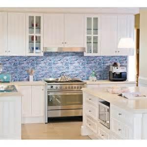 green tile bathroom ideas grey marble blue glass mosaic tiles backsplash