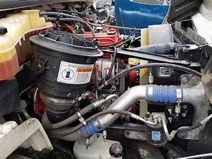 Cummins Isb Engine For A 2017 Freightliner M2 106 For Sale