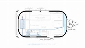Airstream Caravel  Schematics For Ac  Dc Electrical