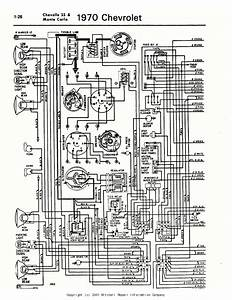 American Auto Wire Diagram 1970 Chevelle