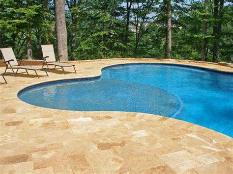 25 best ideas about pool pavers on backyard