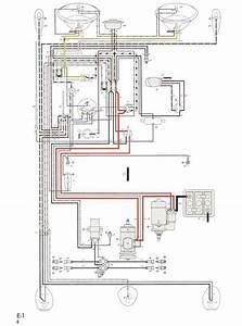 73 Beetle Starter Wiring Diagram