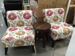 ave six 3pc chair and table set costcochaser