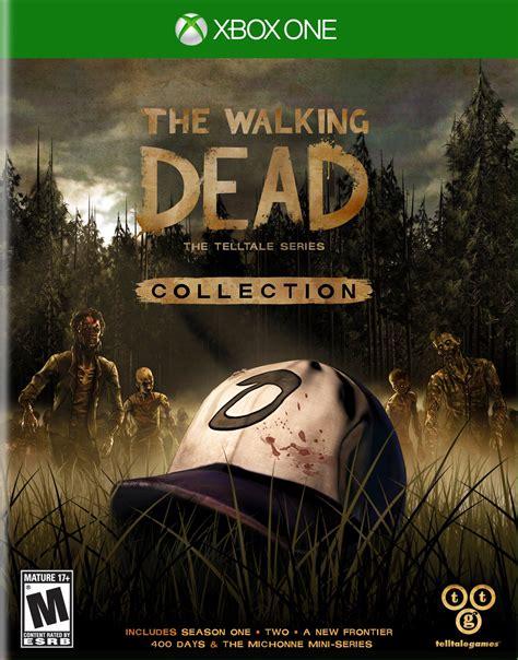 walking dead collection  telltale series release