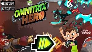 Ben, 10, Omnitrix, Hero, -, New, Free, Game, -, Gameplay, Walkthrough, Part, 1, -, Ios