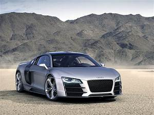 2008 Audi R8 V12 TDI Concept Specs, Top Speed & Engine Review