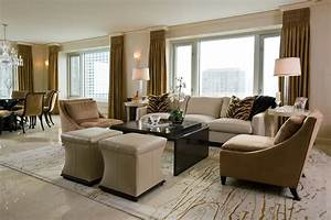 Living Room Layout Ideas with Chic Look and Easy Flow