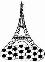 Eiffel Tower Coloring Printable Drawing Eiffelturm Cool2bkids Ausmalbild Druckbare Kostenlose Ausmalbilder Clipartmag sketch template