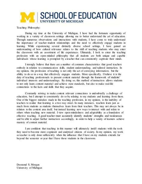 essay of teacher teaching personal statement