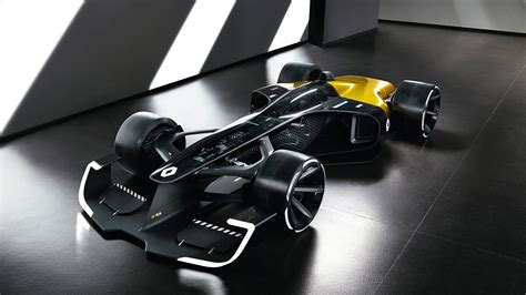 renault f1 concept the renault r s 2027 vision could be the f1 car of the future