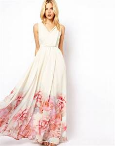 20 floral wedding dresses that will take your breath away With mango femme robe longue