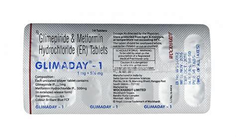 buy glimaday glimepiride metformin glimaday
