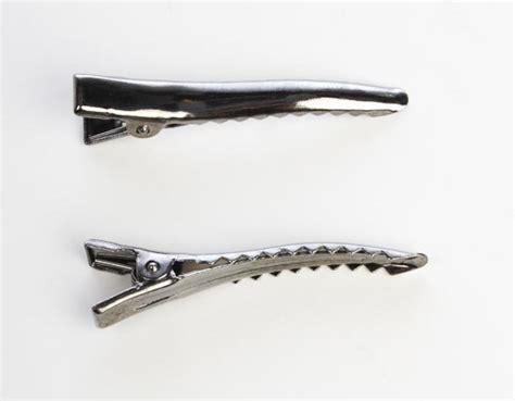 alligator hair pewter metal alligator hair hair accessories