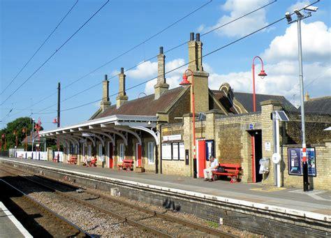Downham Market | Downham Market station, recently restored t… | Flickr
