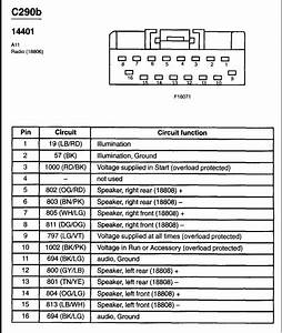 2003 Ford Radio Wiring Diagram  Ford  Get Free Image About