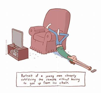 Clever Remote Gifs Animated Expand Benton Cartoon