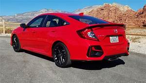 First Spin  2020 Honda Civic Si