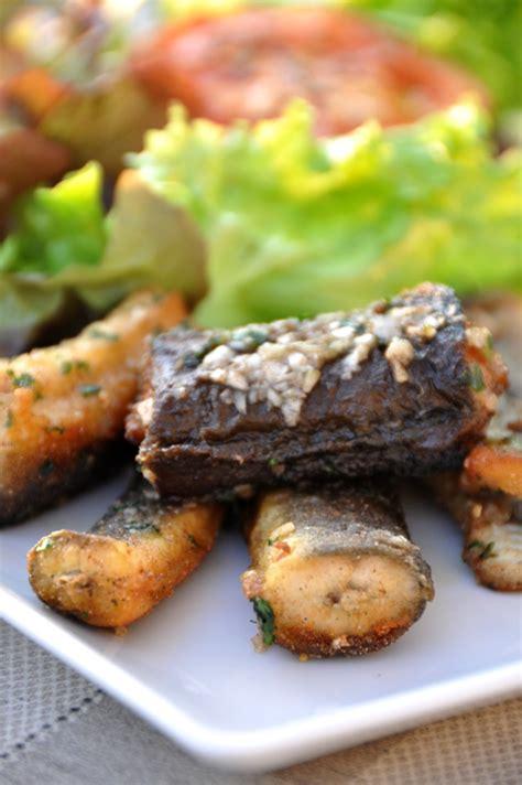 cuisiner des anguilles anguilles à la persillade recette bordelaise la