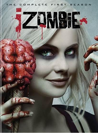 Izombie Dvd Season Series Covers Complete Release
