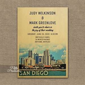 san diego wedding invitation printed nifty printables With wedding invitation printing san diego